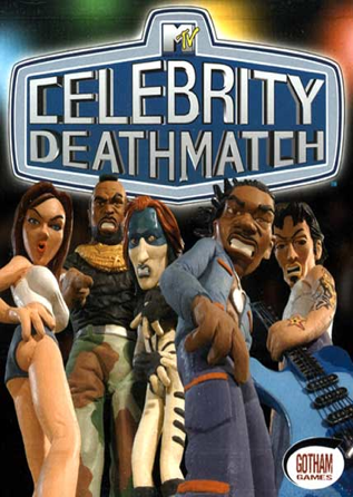 Celebrity deathmatch nick diamond vs